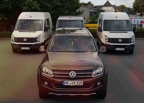 VOLTEX Freileitungsbau - Fahrzeuge
